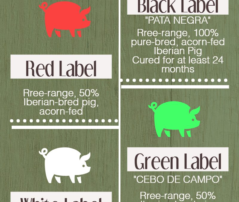 Understanding Spanish Ham Classification (all you really need to know)