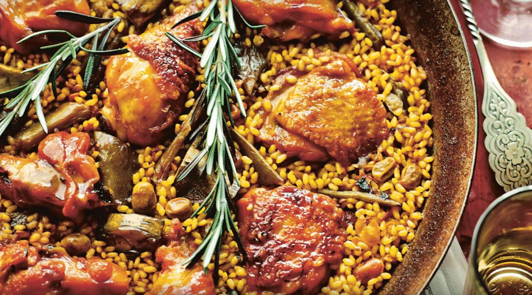 The Paella Recipe (by Omar Allibhoy)