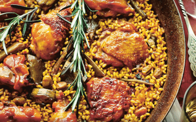 The Paella Recipe (by Omar Allibhoy)