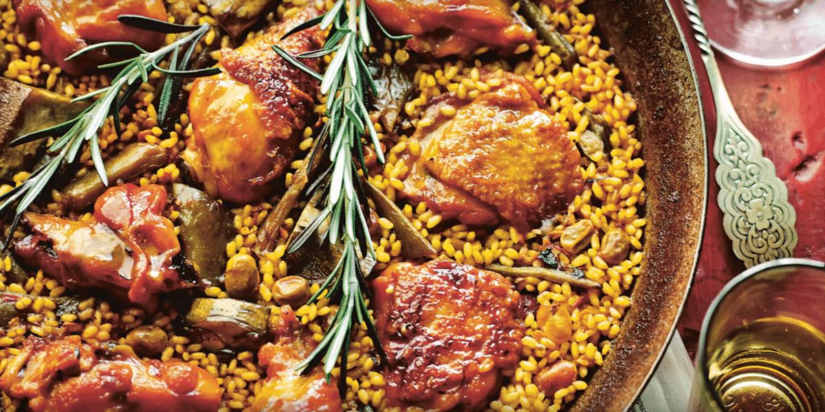The Paella Recipe (by Omar Allibhoy) - Las delicias