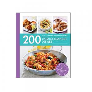 200 Tapas & Spanish Dishes – Emma Lewis – Hamlyn
