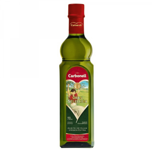 Extra Virgin Olive Oil Carbonell 750ml – Aceite de Oliva Virgen Extra Carbonell