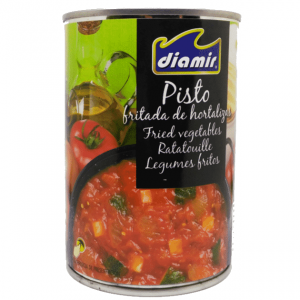 Pisto (Spanish ratatouille)