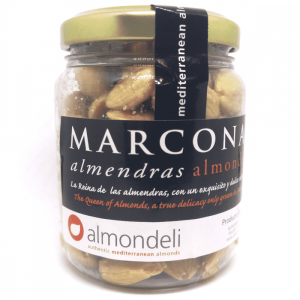 Almondeli Marcona Almonds 125g – Almendras Marcona