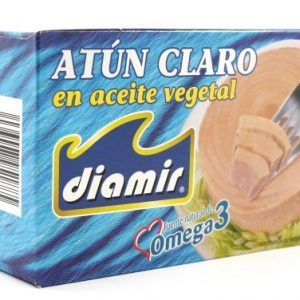 Diamir Yellowfin Tuna in Vegetable Oil 240 g