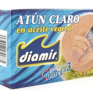 Diamir Yellowfin Tuna in Vegetable Oil 240 g