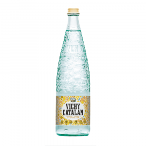 Sparkling Mineral Water Vichy Catalan 1L