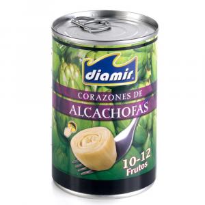 Diamir Artichoke Hearts – Corazones de Alcachofas 390 g