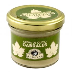 Cabrales Cheese Cream IGP – Crema de Queso de Cabrales DOP 100g