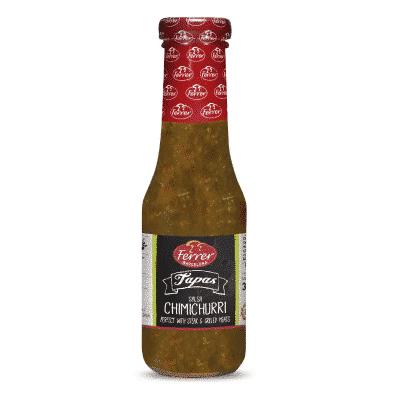 salsa chimichurri ferrer