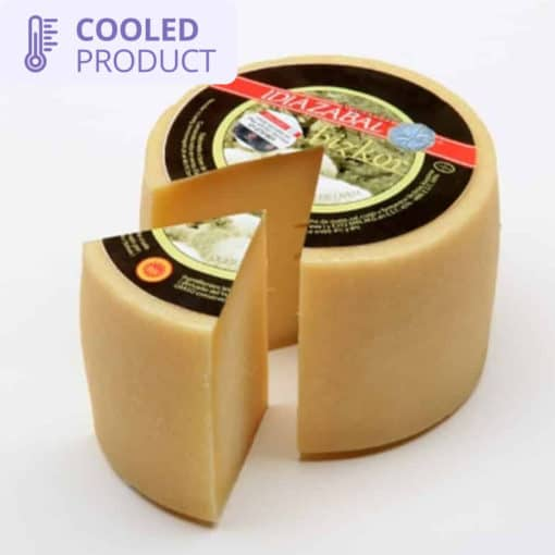 idiazabal whole cheese