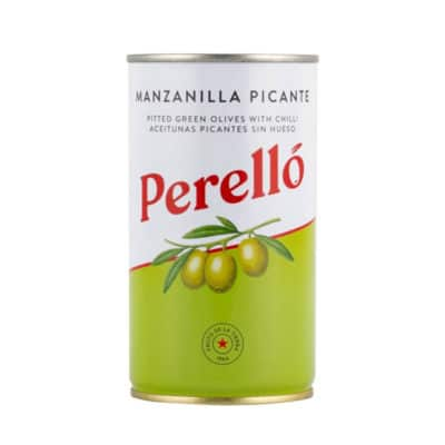 Spicy Manzanilla Olives Perello