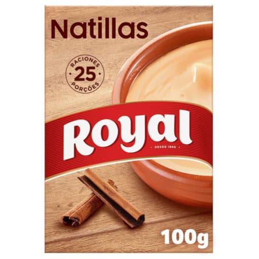 royal natillas